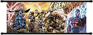 X-Men Comic Fabric Wall Scroll Poster (32 x 13) Inches
