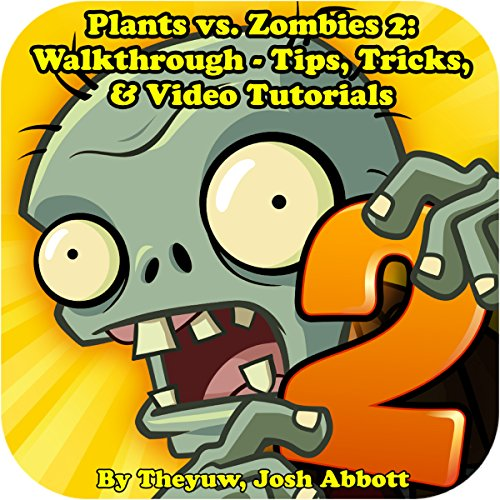 Plants vs. Zombies 2 audiobook cover art