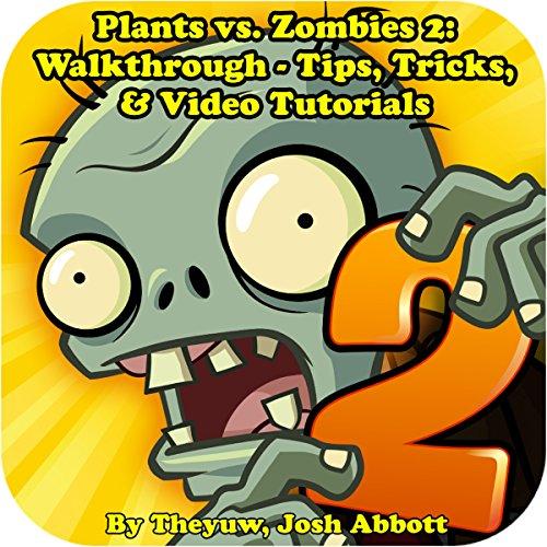 Plants vs. Zombies 2 audiobook cover art