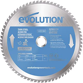 Evolution Power Tools T255TCT-70MS