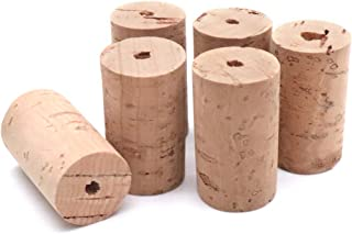 Timiy Fulte Headjoint Cork Stopper Plug 6-Pack