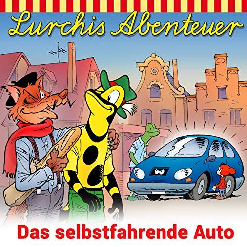 Das selbstfahrende Auto Titelbild