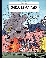 L'intégrale Spirou et Fantasio. - Volume 4 d'André Franquin