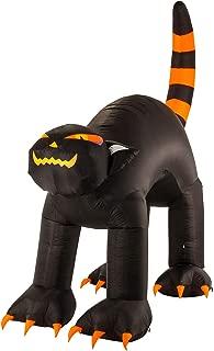 halloween cat blow up