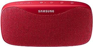 Samsung Level Box Slim Bluetooth Speaker for Mobile Phones, Red