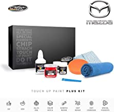 Color N Drive | Mazda 42S - Titanium Flash Mica Touch Up Paint | Compatible with All Mazda Models | Paint Scratch, Chips Repair | OEM Quality | Exact Match | Plus