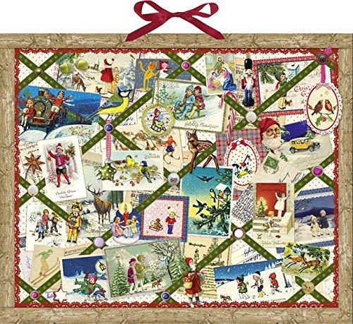 Weihnacht aus Kindertagen (Adventskalender);Adventskalender