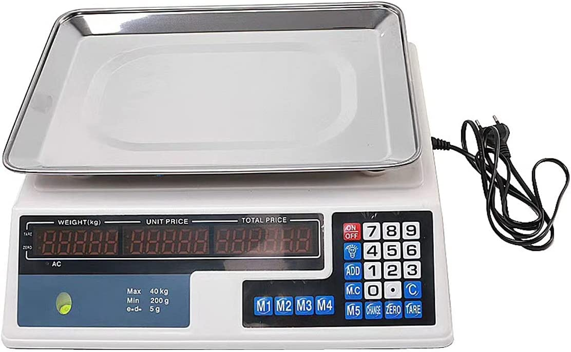 Electronic Popular standard Sales of SALE items from new works Price Computing Scale Digital Food Produce Deli Weigh