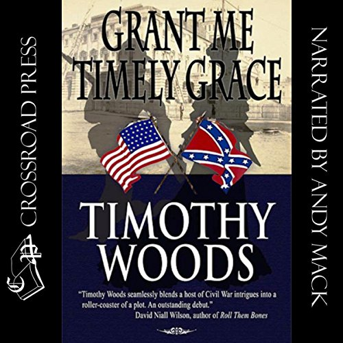 Grant Me Timely Grace audiobook cover art