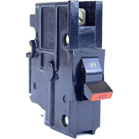 Ships today FPE Federal Pacific Stablok 40 amp two pole breaker thin 240V