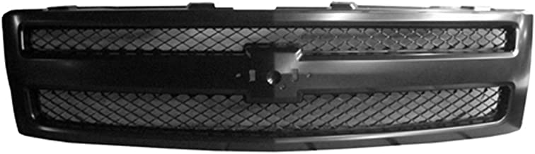 Crash Parts Plus Grille Assembly for 07-13 Chevrolet Silverado 1500 GM1200578