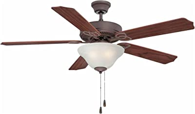 Volume Lighting V6123-79 3 Light Ceiling Fan