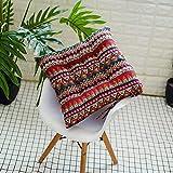 KongEU Sitzpolster gepolstert mit Bändern, Griff zur Befestigung am Stuhl – pflegeleicht,...