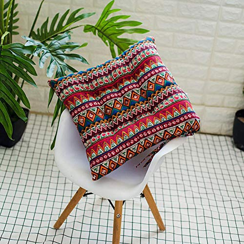 KongEU Sitzpolster gepolstert mit Bändern, Griff zur Befestigung am Stuhl – pflegeleicht, waschbar, 2 Stück