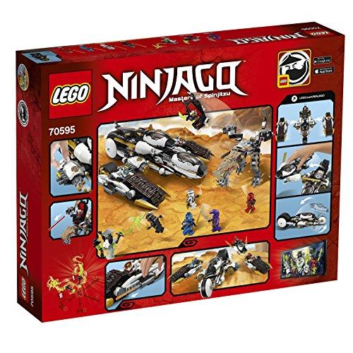 『レゴ ニンジャゴー トランスメカ バトルライド 70595』の2枚目の画像