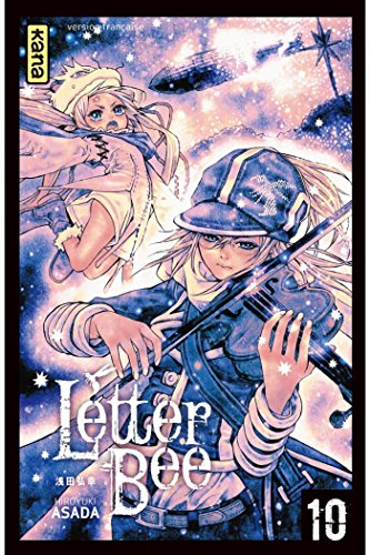 Letter Bee - Tome 10