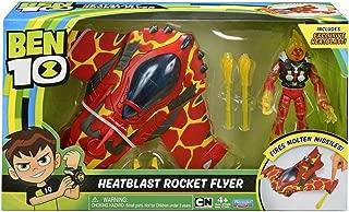 Best ben 10 heatblast rocket flyer Reviews