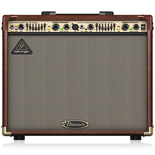 Behringer ULTRACOUSTIC ACX900 Akustikinstrumentenverstärker