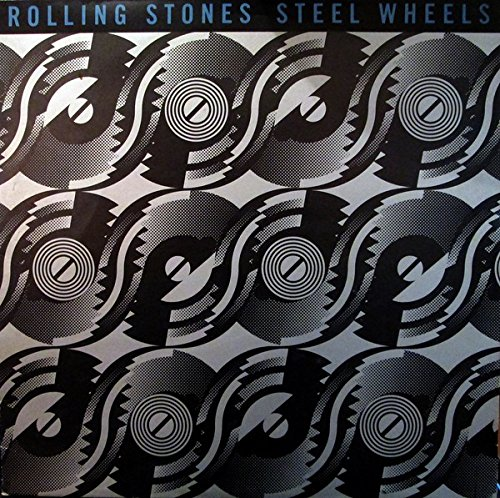 Rolling Stones, The - Steel Wheels - Rolling Stones Records