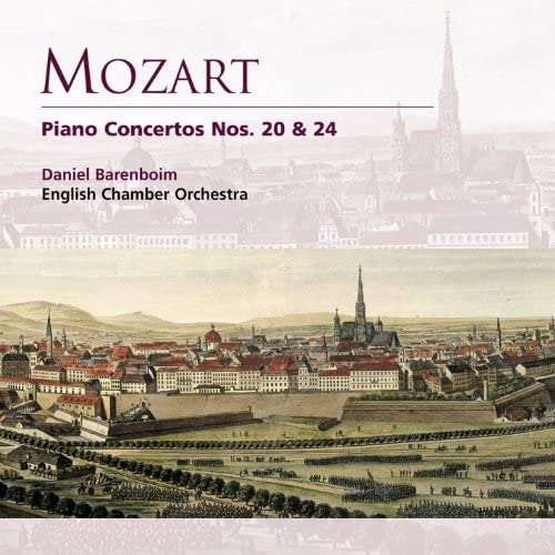 Daniel Barenboim & English Chamber Orchestra