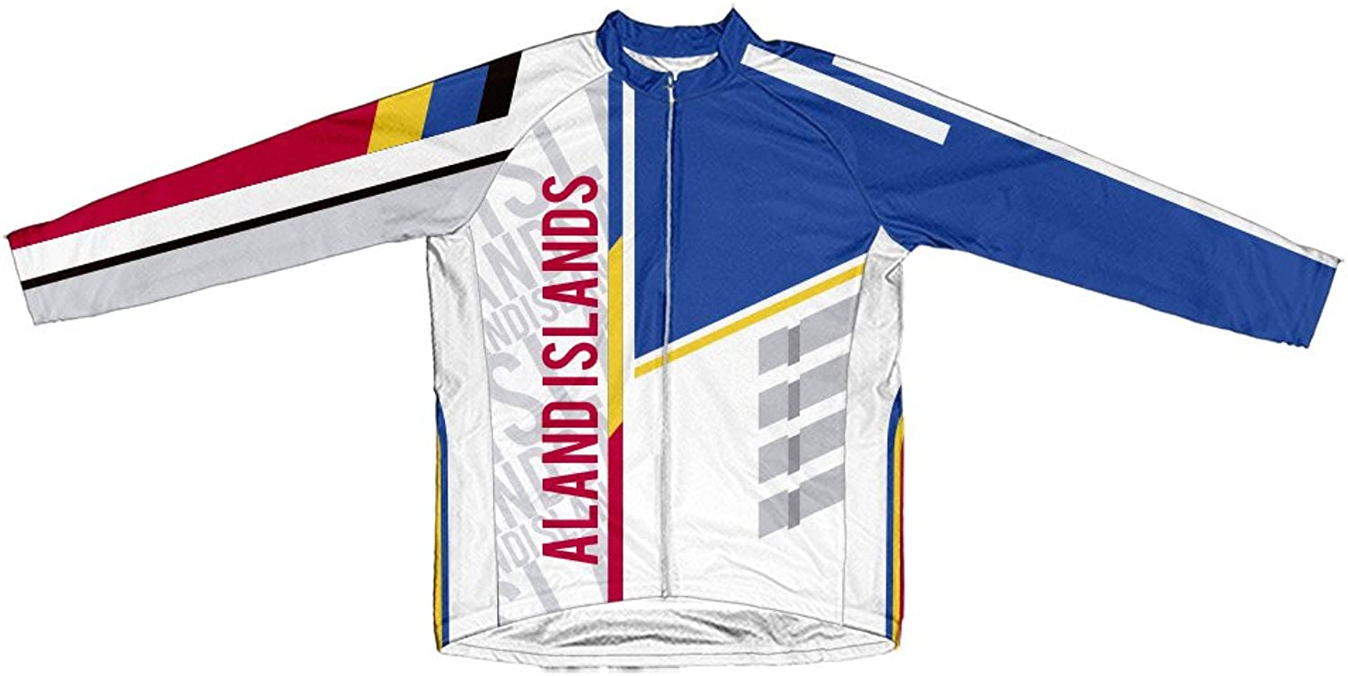 Aland Islands ScudoPro Winter Thermal Cycling Jersey for Women