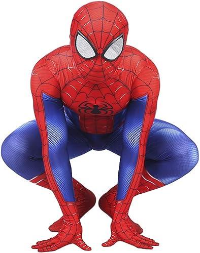 Ahorre 60% de descuento y envío rápido a todo el mundo. Spiderman Medias Medias Medias Peter Park Cosplay Fiesta De Tema Infantil De Halloween para Adultos Ropa De Película,Kid-S  barato en alta calidad