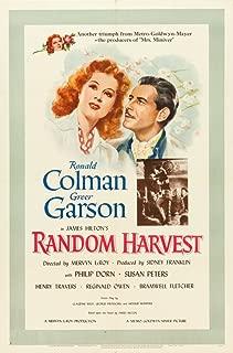 Best random harvest poster Reviews