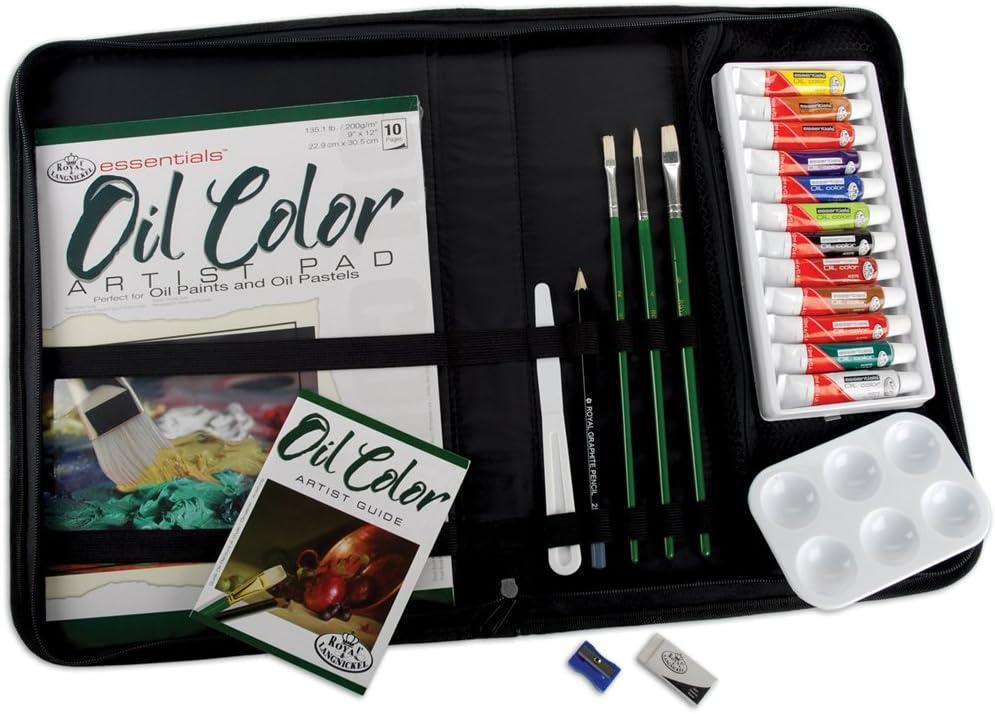 ROYAL BRUSH Studio Artist Set Color Oil Ranking TOP14 Sale special price