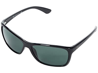 Ray-Ban 61 mm RB4331 Square Sunglasses