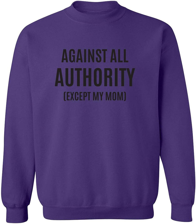 Against All Authority Crewneck Sweatshirt