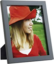 RPJC 8×10 Picture Frames Made of Solid Wood High Definition Glass for Table Top..
