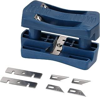 Edge Banding Trimmer, HandsEase Mini Plastic PVC Plywood Melamine Wood Edge Band Cutter Manual Trimming Woodworking Tool
