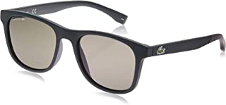 Men's L884s L884S-315 Rectangular Sunglasses, MATTE...