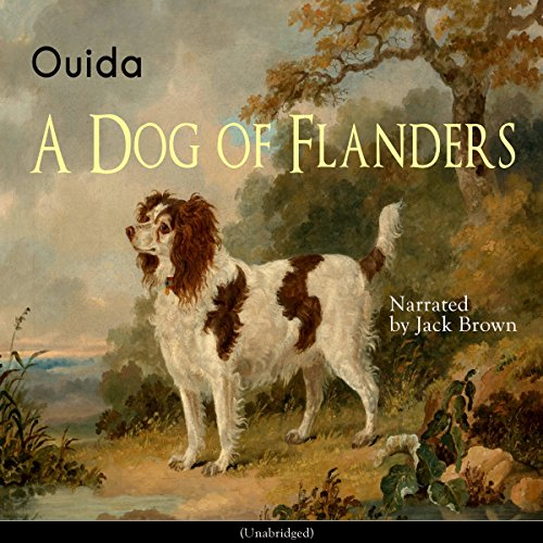 A Dog of Flanders audiobook cover art