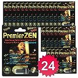 PremierZen Black 5000 24-Pills Male Enhancement Pill - Fast US Shipping