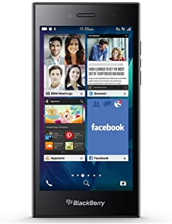 Blackberry Leap Smartphones (16GB, Shadow Grey)
