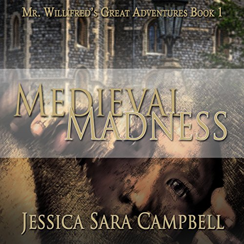 Medieval Madness audiobook cover art