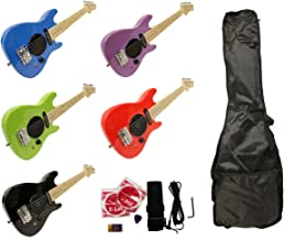 Best guitar with built in amp and speaker Reviews