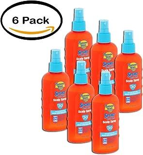 PACK OF 6 - Banana Boat Sport Quik Dri Spray Sunscreen Broad Spectrum, SPF 30, 6 fl oz