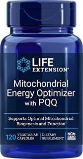 Life Extension Mitochondrial Energy Optizmer with PQQ 120 Capsules