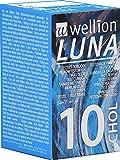 Wellion Luna Choles Strisce Per La Misurazione Della Glicemia 10 Pezzi