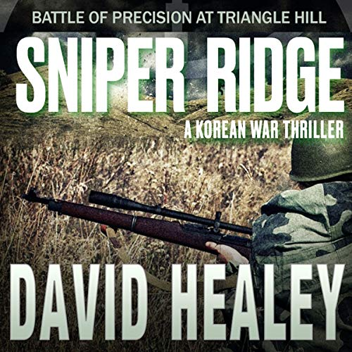 Sniper Ridge Audiobook By David Healey cover art