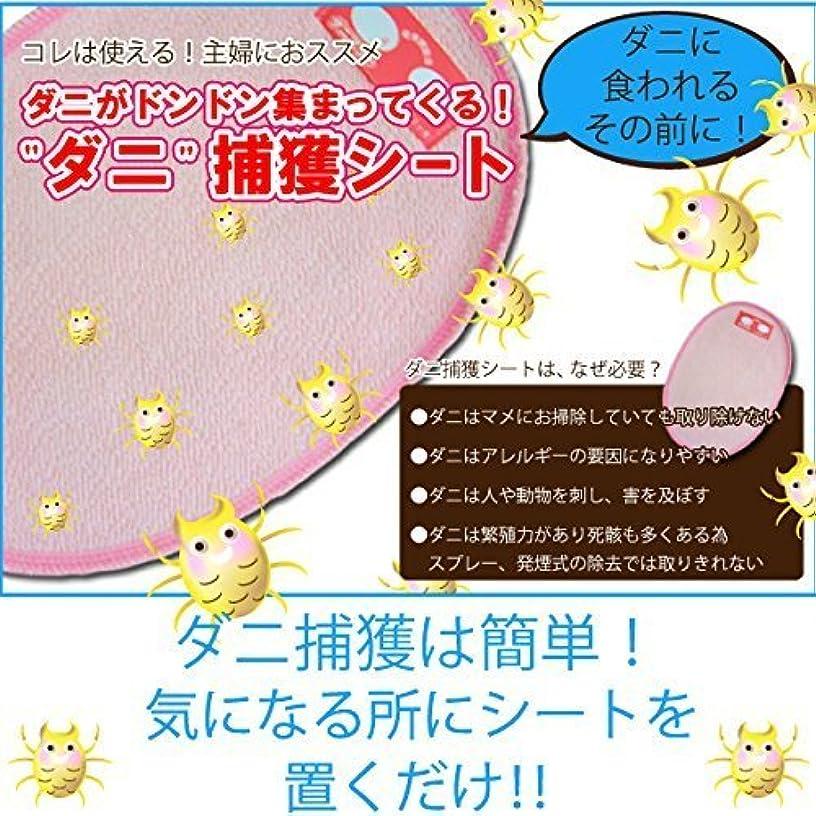 凍るゴミ中傷日本製 ニューダニシート(ダニ捕獲?退治?粘着シート) 10枚組