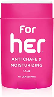 BodyGlide for Her Anti Chafe Balm, 1.5 oz (USA Sale Only)