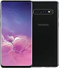 Samsung Galaxy S10 Smartphone (15.5cm (6.1 Zoll) 128 GB interner Speicher, 8 GB RAM, prism black) - [Standard] Deutsche Version