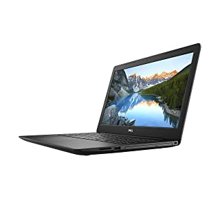 Dell Inspiron 3581 Laptop, Intel Core i3-7020U, 15.6 Inch, 1 TB, 4 GB RAM, Graphic Card Shared - Built in, Linux - Black