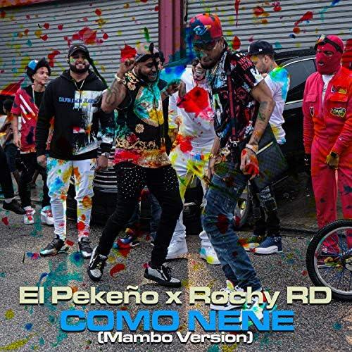 El Pekeno & Rochy RD