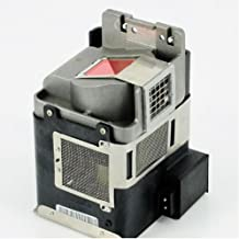 CTLAMP 5J.J4G05.001 Replacement Projector Lamp 5J.J4G05.001 Compatible Lamp with Housing Compatible with BenQ W1100 W1200 Projector