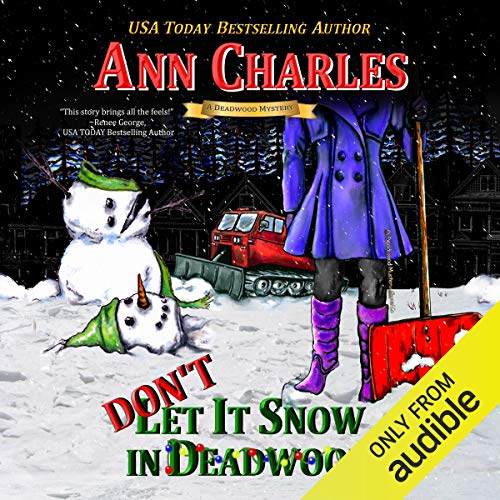 Don't Let It Snow in Deadwood cover art