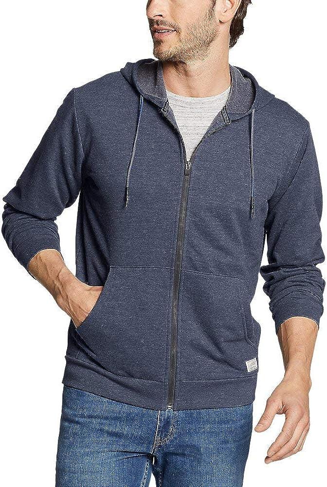 Eddie Bauer Men's Camp Fleece Full-Zip Hoodie